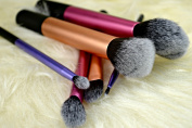Real Techniques Sam`s Pick Makeup Brush Set Kit Collection Exclusive Limited Edition