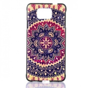Ukamshop(TM)Kaleidoscope Hard Plastic Cover Case For for Samsung Galaxy Alpha G850