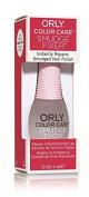 Orly Colour Blast Polish, Smudge Fixer