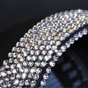 Ardisle 750 2Mm Self Adhesive Stick On Diamonte Clear Gems Crystal Rhinestone Diamantes