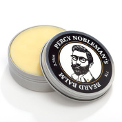 Beard Balm by Percy Nobleman - New all Natural Leave in Conditioner For Men. 77g Tin.
