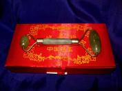 FEN84 Feng Shui Green Jade Face Massager/Roller