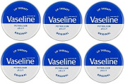 Vaseline Lip Therapy Petroleum Jelly 20g ORIGINAL x 6 Tins