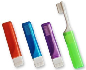 4 x Travel Toothbrush
