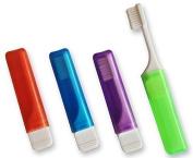 4 x Travel Toothbrush