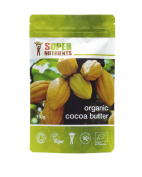 Supernutrients 150g Organic Cocoa Butter
