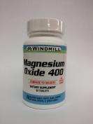 Windmill Magnesium Oxide Tb 400Mg Wmill Size