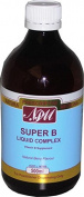 Vitamin B Complex - Super B Liquid Complex - 500ml - Natural Berry Flavour