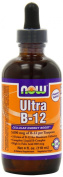 NOW Foods Ultra B-12 Liquid, 4-Fluid Ounces