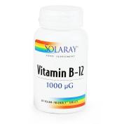 Solaray Vitamin B-12 1000 mcg S.R. 30's
