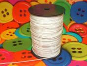 100 Metre Roll 1.2mm White Roman Blind Cord - Curtain Fabric Making Supplies