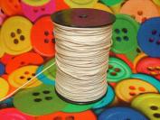 100 Metre Roll 1.2mm Cream Roman Blind Cord - Curtain Fabric Making Supplies