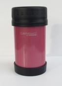 Thermos Thermocafe 0.5L Food Flask Snack Jar Dusky Pink