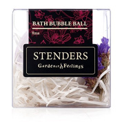 STENDERS Rose bath bubble-ball