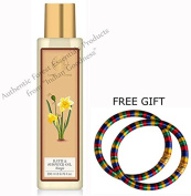 Forest Essentials Bath & Shower Oil Nargis - 200 ML - With FREE GIFT Pair of Multicolor Bangles