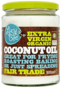 Lucy Bee Extra Virgin Organic Coconut Oil 500ml