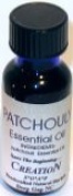 Creationpharm Premium 100% Pure Dark Patchouli Essential Oil 30 Ml