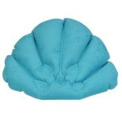 Contour Bath Pillow (Aqua)