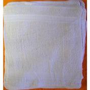 Bulk Buys 12x12 White Wash Cloth Case Of 288
