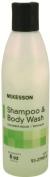 Mckesson Shampoo & Body Wash 240ml CS/48