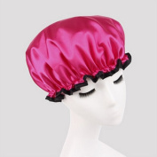 Fashion Design Stylish Reusable Shower cap with Beautiful pattern and colour