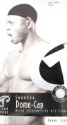 Titan Sport Spandex Dome Cap Black