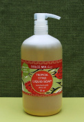 Dolce Mia Tropical Citrus Liquid Soap 950ml Refill