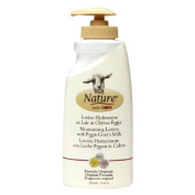 Nature By Canus Lotion - Goats Milk - Nature - Original Formula - 350ml