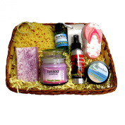 Aromatherapy Relaxing Spa Basket