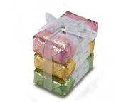 Mistral Boheme Pastels 3 Soap Gift Set
