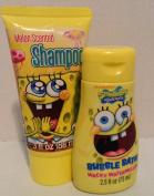 Spongebob Squarepants Bath Set