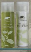 Westin White Tea Body Lotion & Body Wash - 210ml Each Bottle
