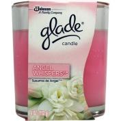 Glade Angel Whispers Jar Candle 110ml Sleeve
