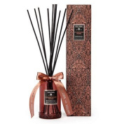 Vermeil Collection, Fragrance oil & Rattan Diffuser, Champagne Rose 190ml