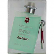 VICTORINOX SWISS UNLIMITED ENERGY by Victorinox COLOGNE SPRAY 150ml for MEN
