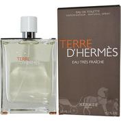 TERRE D'HERMES by Hermes EAU TRES FRAICHE EDT SPRAY 120ml for MEN