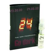 ScentStory Beauty Gift 24 Go Dark The Fragrance Cologne 0ml Vial Sample for Men