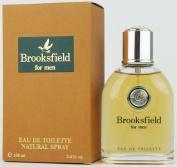 Brooksfield for Men 100ml 3.4 Fl. Oz. Edt Eau De Toilette Spray
