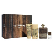 Men's True Religion Fragrance Gift Set by True Religion - 4 pc