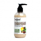 Raw Natural Plant-Based Conditioner, 240ml, , Vegan Nourishing Hair Care