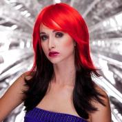 Fashion Wig - Blush Hannah, RED Nite