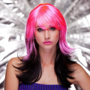 Fashion Wig - Blush Hannah, Pink Nite