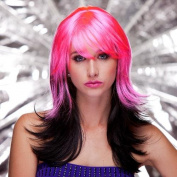 Fashion Wig - Blush Hannah, Pink Nite