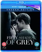 Fifty Shades of Grey - The Unseen Edition [Region B] [Blu-ray]
