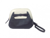 Kate Spade New York Riva Road Small Scotty Crossbody Bag, Black/Bone