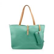 GEARONIC TM Korean Lady Women PU Leather Shoulder Handbag Shoulder Bag