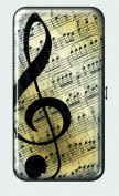 Spoontiques Music Print RFID Wallet