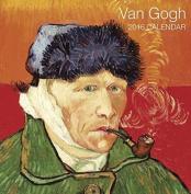 Van Gogh 2016 Calendar