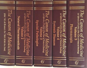 Canon of Medicine 5 Volume Set