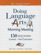 Doing Language Arts in Morning Meeting